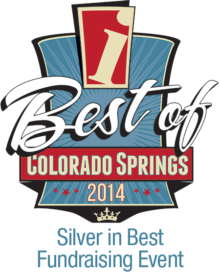 CS Indy Best Of Colorado Springs 2014 – Silver in Best Fundraising Events!
